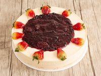 Cheesecake Agraz