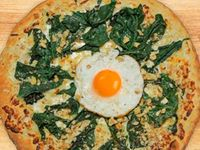 Pizza Sunny Side Up