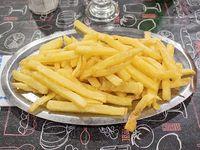 Papas fritas grandes (porción)