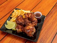 Buffalo wings (6 unidades)