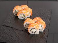 Ebi furai roll (8 piezas)