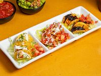 12 mini tacos