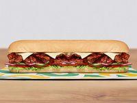 Sándwich Carne BBQ 30 cm