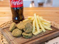 Combo - Pechuga de pollo+ Bebida a elección