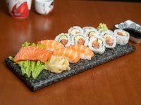 Combo Sr Miyagi - salmón fresco (14 piezas)