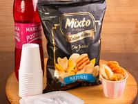 Combo Mixto Mediano (12 Porciones)