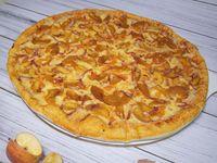 Pizzeta Manzana Caramelizada