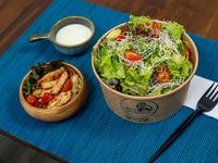 Capacho salad