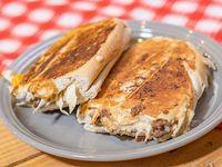 Sándwich de churrasquito