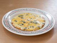 Pizza Vegetariana Ejecutiva Cuatro Quesos