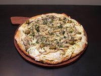 Pizza champignón