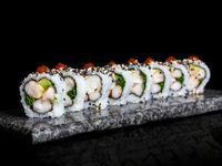 Ebi spicy roll (8 piezas)