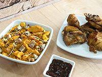 Arroz Paisa Valenciana Duo 1/4 pollo