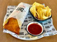 Combo Burrito Taco Loco