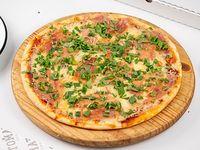 Pizzeta ibérico (32 cm)