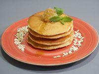 Pancakes de Maíz y Avena Gluten Free