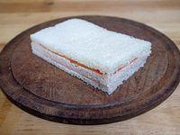Sándwich de miga triples comunes (docena)