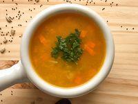 Sopa de Vegetales y Quinua