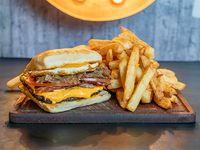 Burger king deluxe