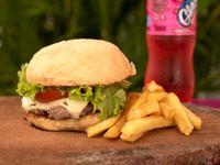 Hamburguesa Clásica de Carne