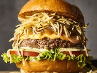 Buffalo Burger Tradicional