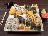 Combo 11 - 60 piezas de sushi a elección