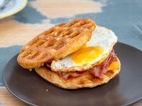 Waffle Cheddar
