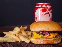 Combo Pipo Burger