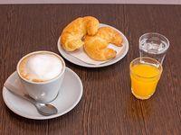 Desayuno simple