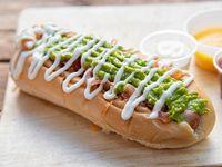 Hot dogs italiano