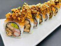 Krispy Salmon roll