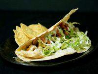 Taco light pollo