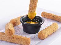 Palitos de Queso Mozzarella Apanados