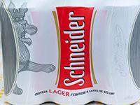 Cerveza Schneider 500 ml pack 6 unidadas