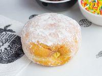 Donut de crema pastelera