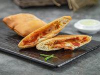 Empanada Panameña de Pizza