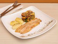 Filete de pescado blanco