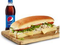 Combo Ligero Sándwich de Pollo