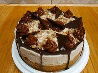 Torta Helada Mantecol