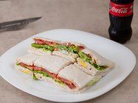 Promo - 6 sándwiches olimpicos + bebida