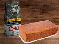 Torta Naranja + Café Exportación Molido 250gr