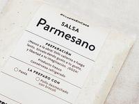 Salsa Parmesano #CrepeEnCasa