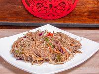 Chaw mi fen (fideos de arroz)