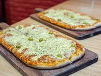 Combo - 2 pizzas Palas a elección