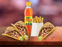 Combo Trío Tacos Pollo