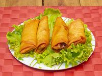 Empanaditas de carne y cebolla (4 unidades)