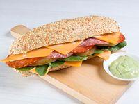 Sándwich de Carnes Maduras