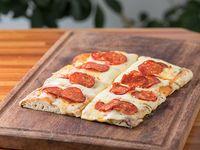 Pizza con 1 gusto