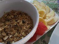 Bowl de Granola y Fruta