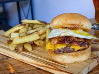 Buenavista burger